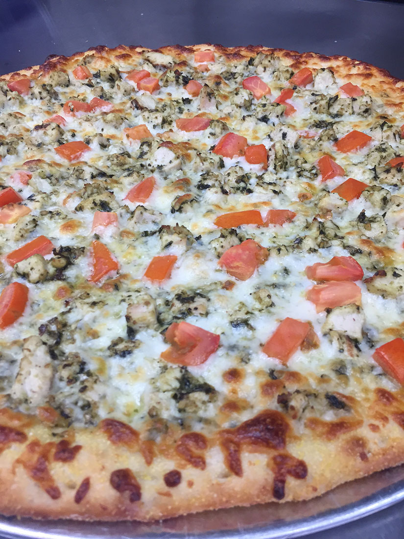 Valintina Pizza - Pesto Pizza