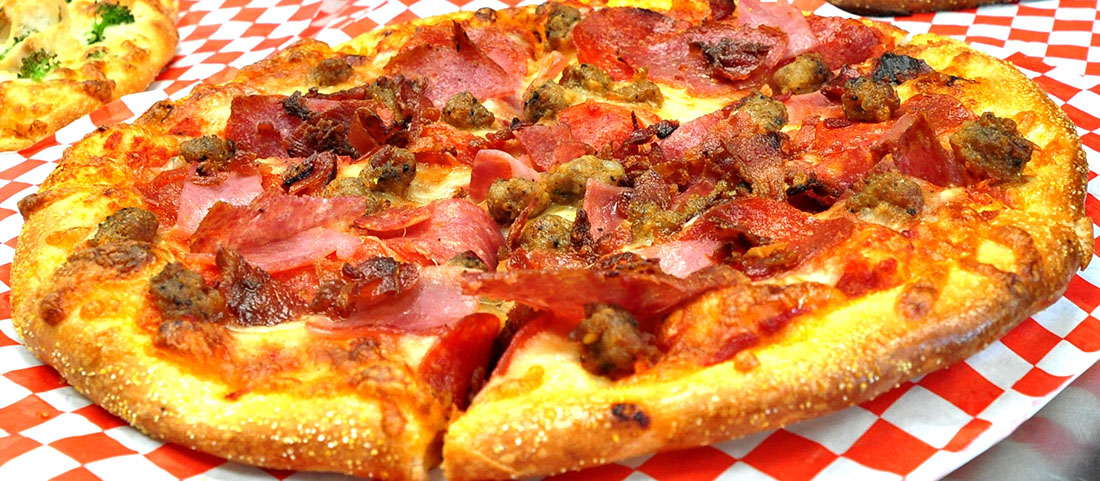 Valintina Pizza - Meat Specialty Pizza