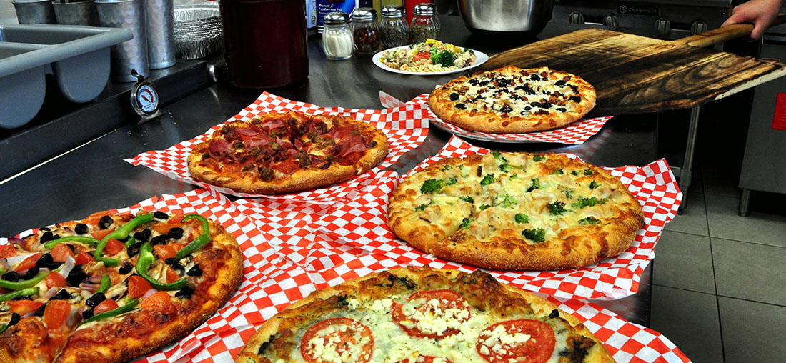 Valintina Pizza - Specialty Pizza Dinner